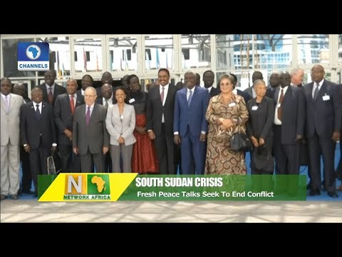 Fresh Peace Talks Seek To End South Sudan Conflict |Network Africa|