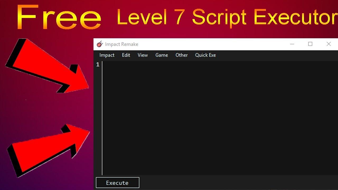 Free level 7 exploit | Level 7 Roblox Exploit  2019-02-20