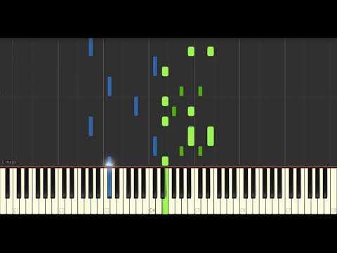Мой друг лучше всех играет блюз ноты для фортепиано game