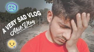 Gambar cover HE IS VERY SICK!!! A VERY SAD VLOG