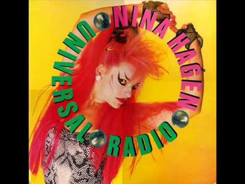 Nina Hagen - Universal Radio (Universal Dance Mix)