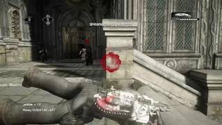 Gears of War: Ultimate Edition Gameplay Capture