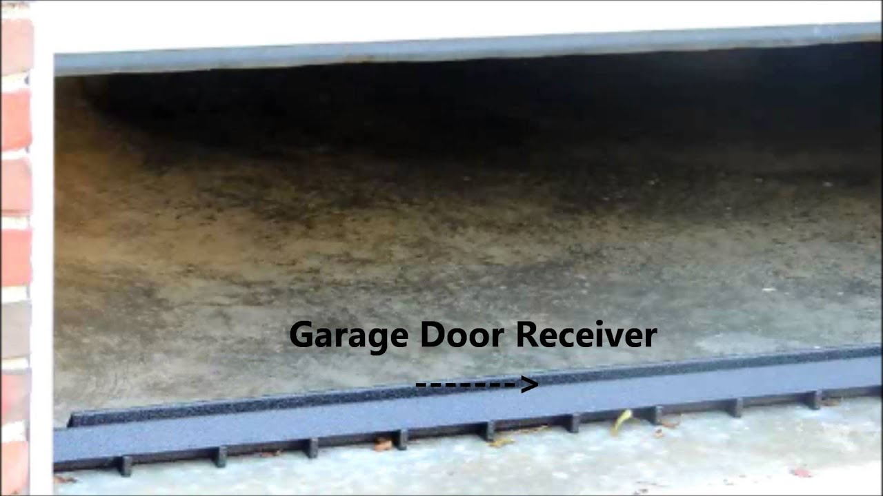 prevent door in drop flooded garage to garages place barriers products barrier down automatic being underground an for flood