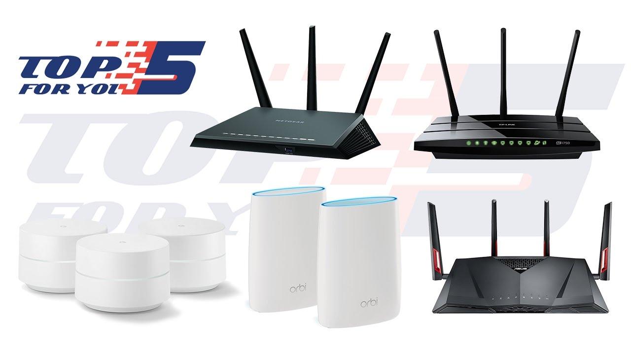 Best wifi router 2019