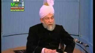Francais Darsul Quran 14th Febraury 1995 - Surah Aale Imraan verses 184-186 - Islam Ahmadiyya