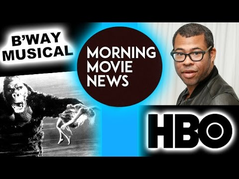 King Kong Musical on Broadway, Jordan Peele HBO TV Show Lovecraft Country