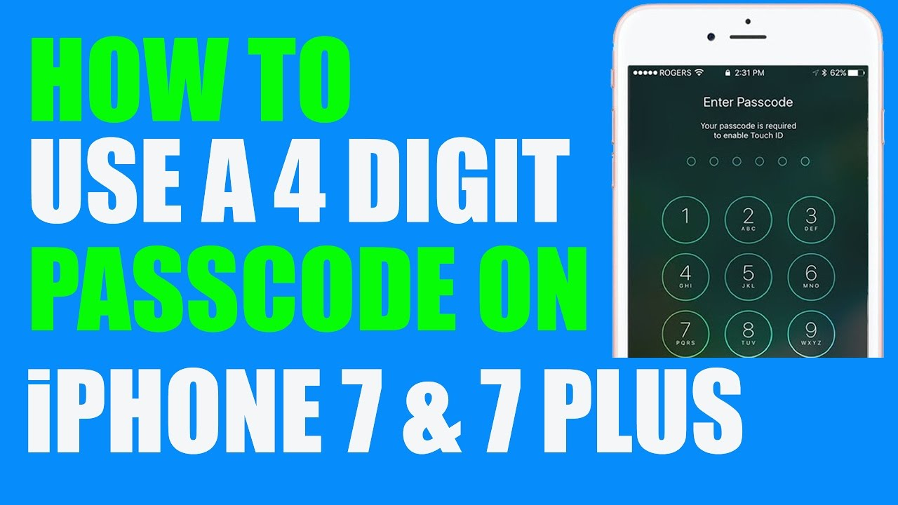 how to change your passcode on ipad