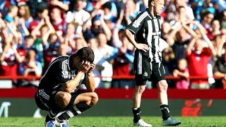 The Fall and Rise of Newcastle United
