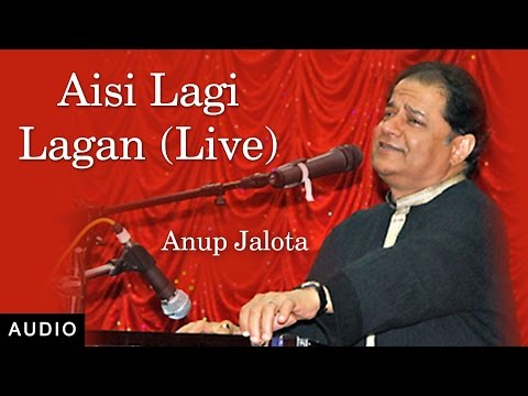 Aisi Lagi Lagan | Anup Jalota Live in Concert | Red Ribbon Music