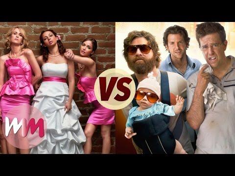 Download Youtube: Bridesmaids VS The Hangover