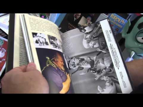 Hardcover Edition of THE ARTHUR RANKIN, JR. SCRAPBOOK w/ R/B Biographer/Historian Rick Goldschmidt
