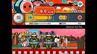 【太鼓さん次郎】Garakuta Doll Play ノルマクリア【ネタ譜面】