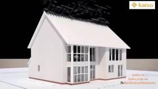 Mô Hình 3d video kiến  trúc nội thất nhà phố cực đẹp tại phú mỹ hưng