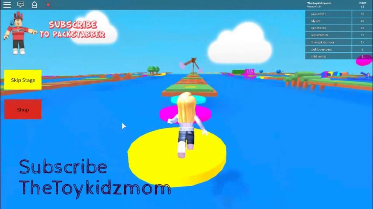 Escape The Minions Obby Rpblox  Youtube