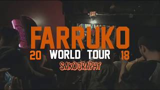 Farruko - Farruko World Tour 2018 [Episodio 5]