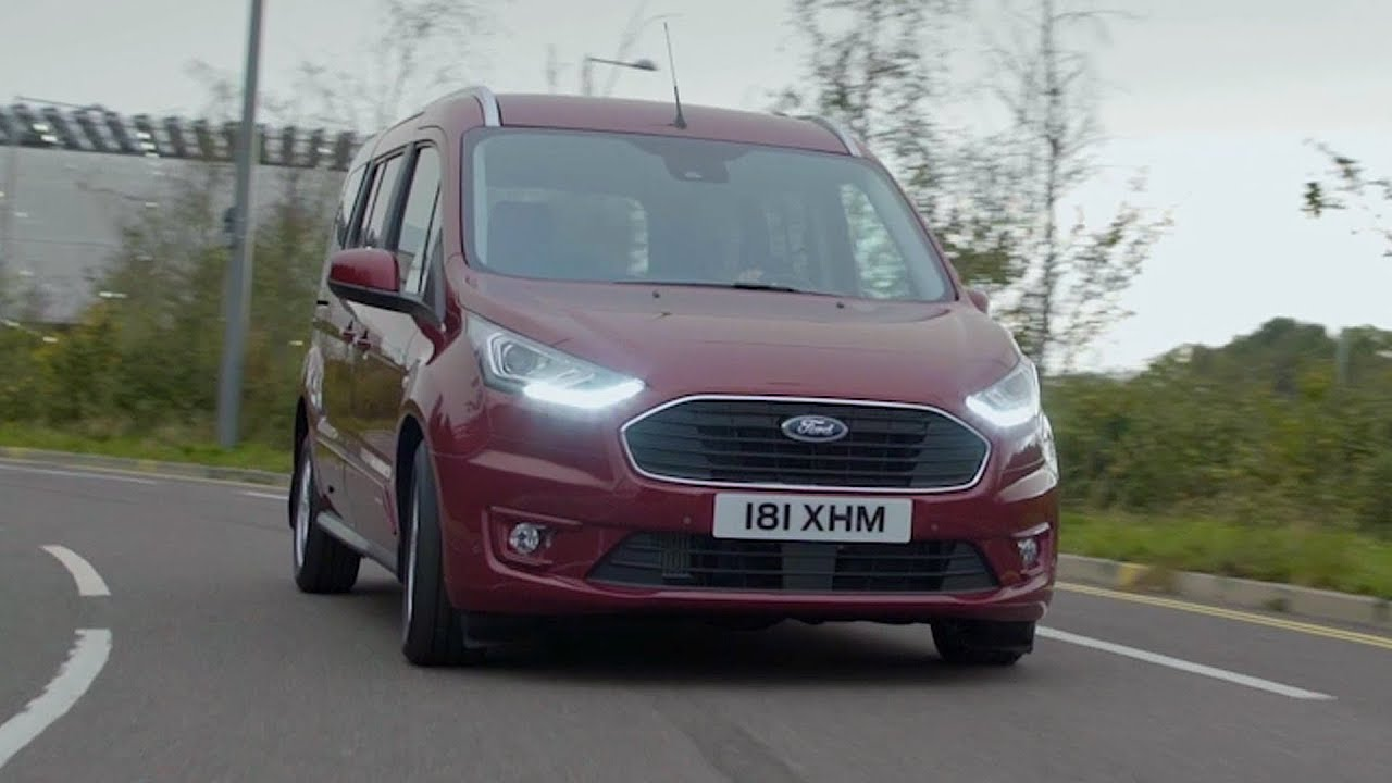 2018 Ford Tourneo Connect Youtube