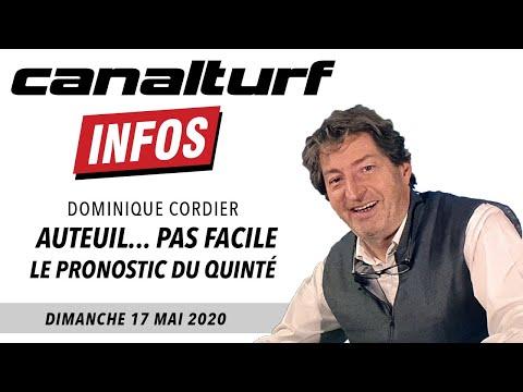 Unibet Turf Club du Dimanche 17 mai 2020