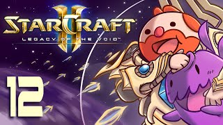 StarCraft II: Legacy of the Void [Part 12] - Celestial Array