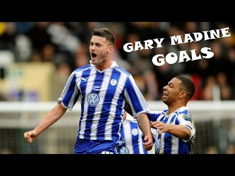 Gary Madine goals | The complete collection