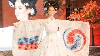 Российско-Корейское культурное мероприятие - ХАНБОК ФЭШН-ШОУ при поддержке Банка ГПБ (АО)