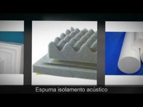 Isolamento térmico e acústico - Isomil