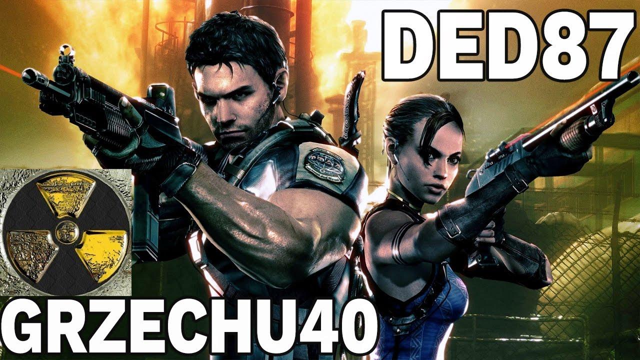 ALIGATOJRY – Resident Evil 5 – co op z Grzechu 40