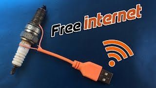 NEW FREE INTERNET 100% - HOW To GET FREE WiFi 2019