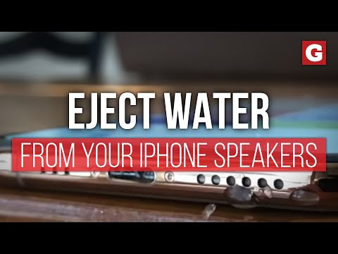 Get Water Out of Your iPhone's Speaker [How-To]