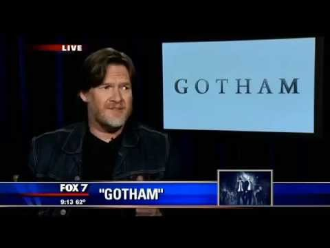 Donal Logue talks on FOX 7 about