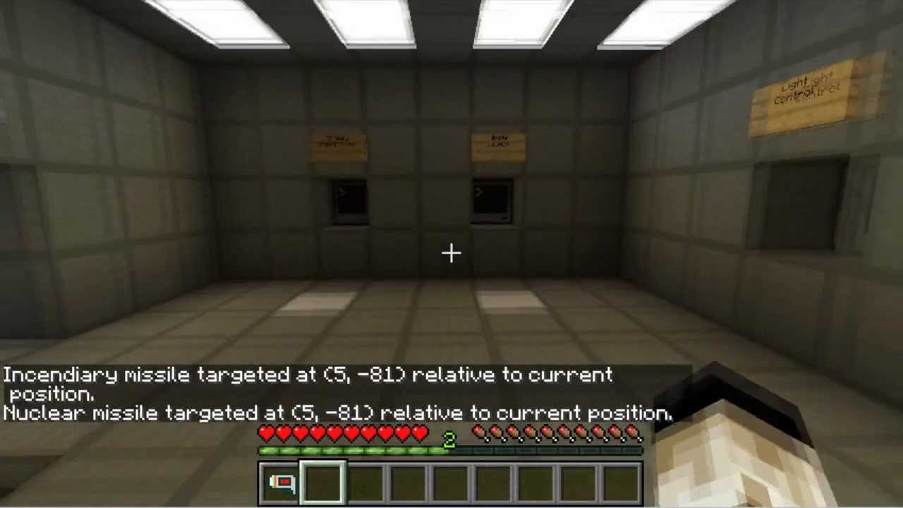 how to make a nuke in minecraft no mods