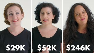 Women with Different Salaries on Their Biggest Money Anxiety | Glamour