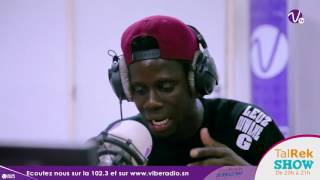Freestyle de Leuz Diwane G dans le Tal Rek Show