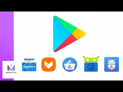Awesome Google Play Store Alternatives!