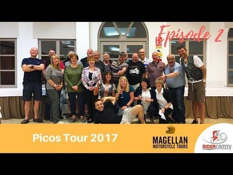 Magellan Motorcycle Tours - Picos Tour 2017 Episode 3 (Final Episode)