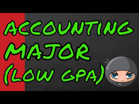Accounting Job with Low GPA  CPA Reviewed #33