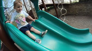 One of AndrewSchrock's most viewed videos: How To Play With Your Toddler 101: PlayGround!
