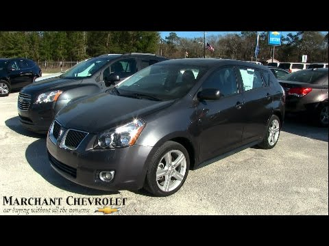 just arrived 2010 pontiac vibe for sale review video at marchant chevy youtube. Black Bedroom Furniture Sets. Home Design Ideas