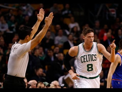 """The Swedish Eagle"" - Jonas Jerebko Mix (Sweden - Pistons - Celtics)"