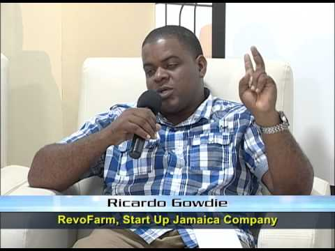 START UP JAMAICA MY BUSINESS A REALITY
