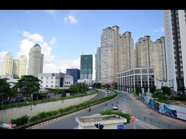 Sài Gòn 2018 - Siêu đô thị trong tương lai / HCM city 2018