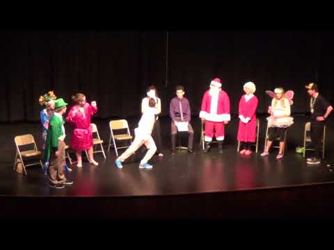Triway High School One Act Play 2018 - 2