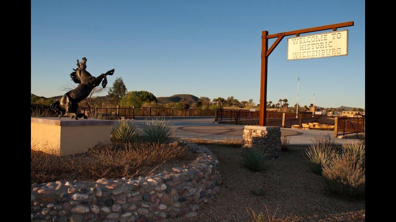 wickenburg arizona for a true cowboy western experience youtube