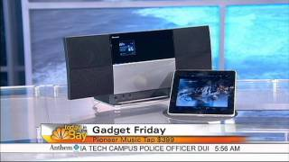 Gadget Friday Pioneer Music Tap