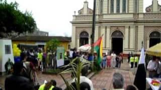 Chaparral, Tolima - Himno parque los Presidentes