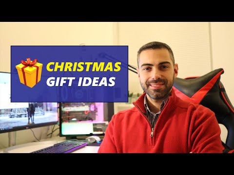 Christmas Gift Ideas For Web Developers