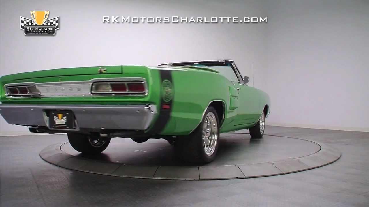 132715 1969 Dodge Coronet Superbee Youtube