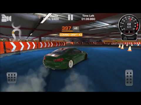 2 New Cars + Parking B Map + Bonus Code - Car X Drift Racing