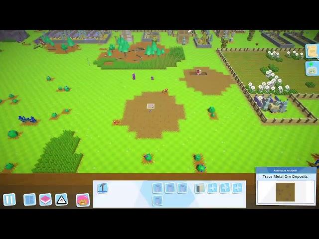 Autonauts & more game