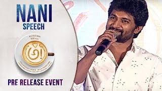 Hero Nani Superb Speech @ Awe Movie Pre Release Event