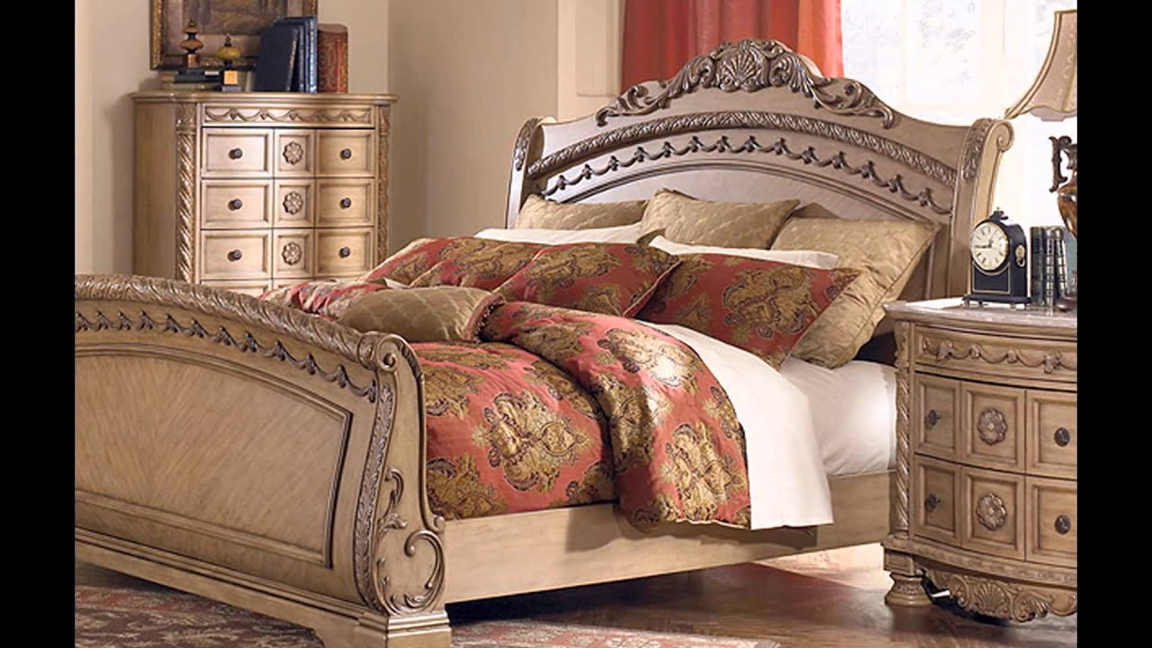 Ashley furniture bedroom sets youtube - Ashley furniture bedroom packages ...